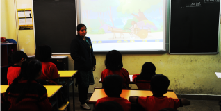 Interactive Classroom in Indian Schools – Scenario & Options