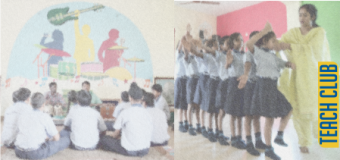 Music & Dance Faculty, Teaching Methodology at Indian Schools