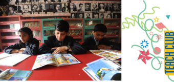 School Library Activities – Involve, Innovate and Ignite the reading habit.