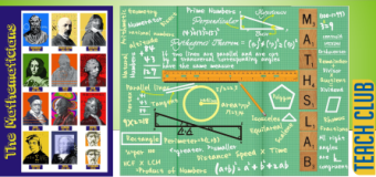 Maths Lab – Ideas and printables