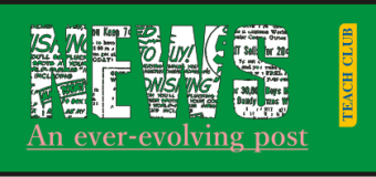 News we all can use – Ever evolving post