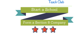 Start School in India with a Section 8 / Section 25 Company