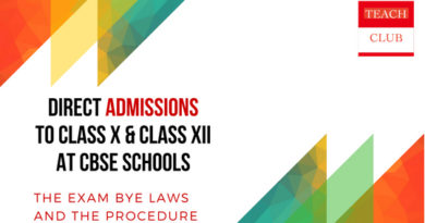 Direct Admission into CBSE Class X & XII
