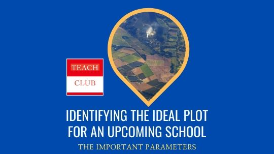 Choose Identify Plot for School parameters