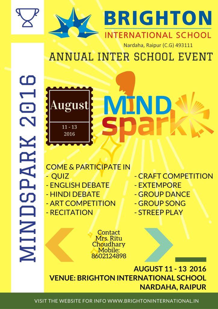 MINDSPARK 2016